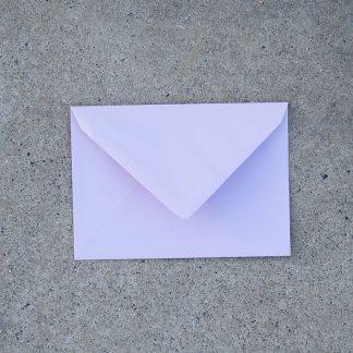 C6 envelop formaat 114x162 mm rood licht paars roze