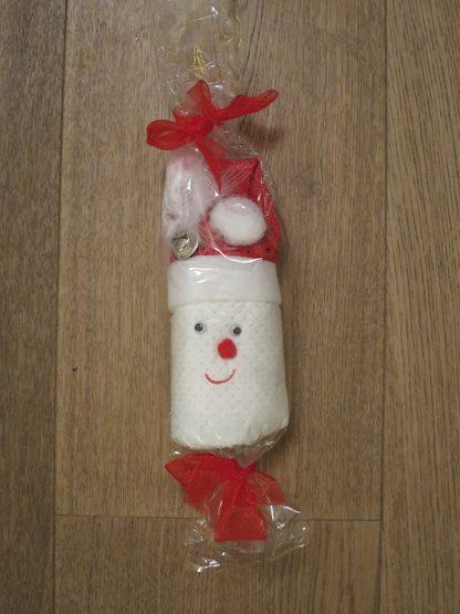 Pamperpop luierpop kerst rood